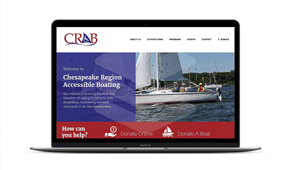 Chesapeake Region Accessible Boating Website