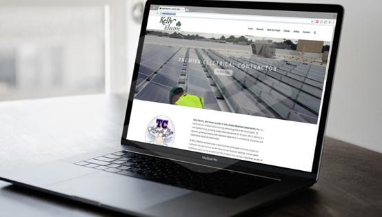 Kelly Electric Website